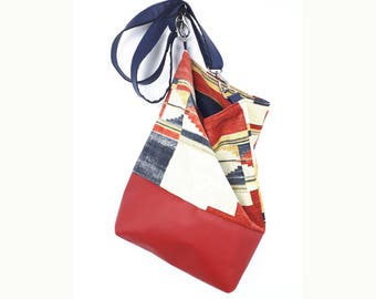 Everyday bag with adjustable strap