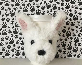 Westie Gifts, Westie Mom, Westie Dog, West Highland Terrier, Westies, Gifts For Dog People, Dog Mama, Fur Mama, Dog Cozies, Dog Mug Cozy