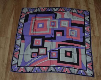 Emilio Pucci silk scarf with tags