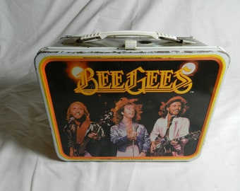 Bee Gees Lunchbox                                                                                                 ---     62-07