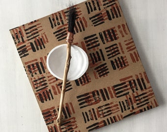 Hand crafted Artist Sketchbook and Journal