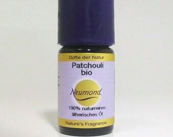 Patchouli Oil Patschuliöl Bio 100% natural-pure essential Oils New Moon