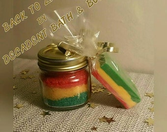 Back to Zion bath salt and bar soap- gift set
