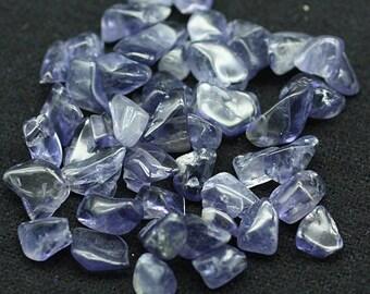 ONE Bag of Polished gemmy Iolite, Brazil  - Minerals for Sale