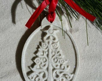 SAND CHRISTMAS TREE Ornament