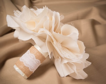 Fabric Flower Bouquet | Giant Fabric Flower