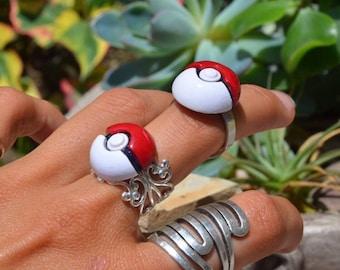 Rings | Pokmon Pokeball | Mens, Womens