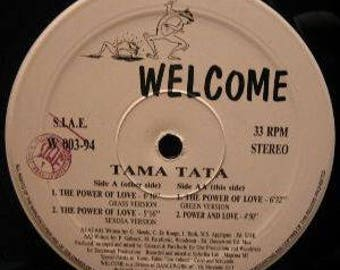 Tama Tata----The Power Of Love--(Made in italy)
