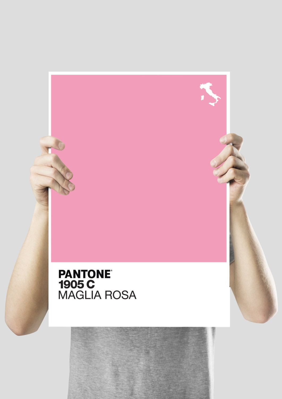 Pantone c 1905 Maglia Rosa