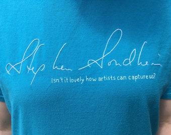 Stephen Sondheim Signature Shirt