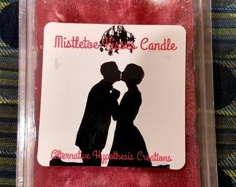 Mistletoe Kisses Wax Melt