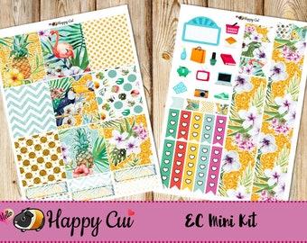 Tropical // Mini Vertical Sticker Kit