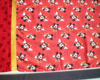 Children's Mickey Mouse Pillowcase