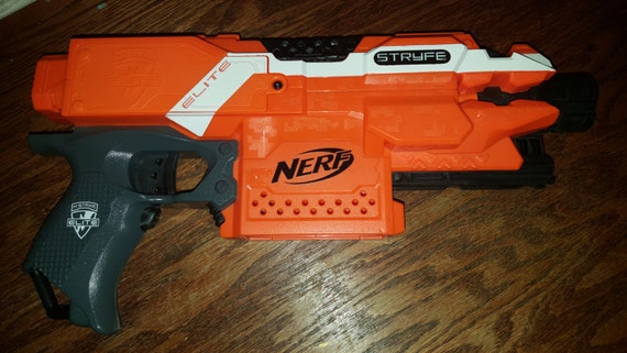 Nerf Stryfe Colored Parts Kit (Also in Clear!)