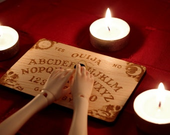 Ouija board for doll and BJD