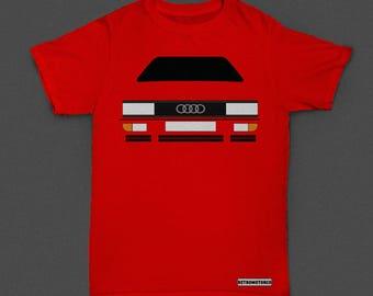 Audi Quattro Customisable T-Shirt