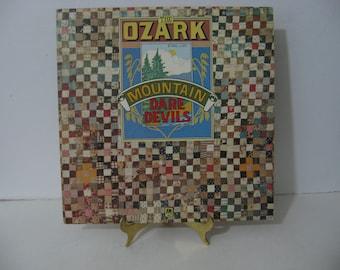 The Ozark Mountain Daredevils - Self Titled - Circa 1973