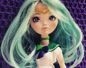 Sailor Neptune custom doll