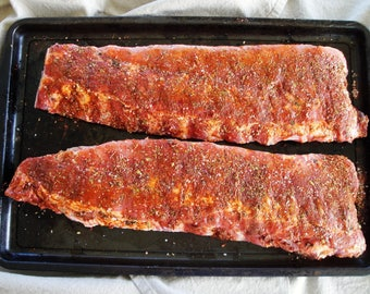 Carolina BBQ Rub, Grilling Rub, BBQ Rub, Grilling Rubs, Spice Rub, Spicy Rub, Rib Rub, Rub, Pork Rub, Steak Rub, Salt Free Rub