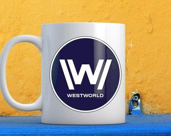 Westworld Logo Mug | Westworld Mug