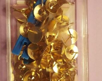 Brass Tacks. NP100H.