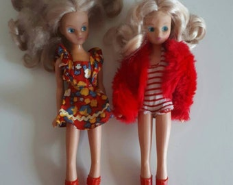 Vintage Mary Quant Daisy Dolls