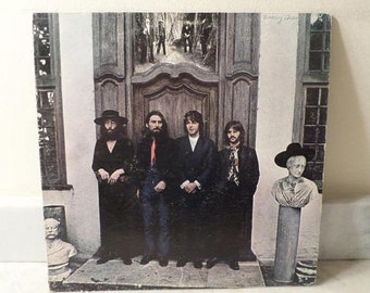 Vintage 1970 Vinyl LP Record The Beatles Hey Jude (The Beatles Again) Excellent Condition 14781