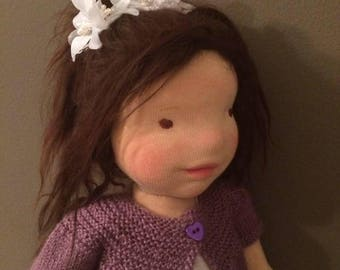 Pattern Waldorf Doll 18inch by Little Doll House PDF