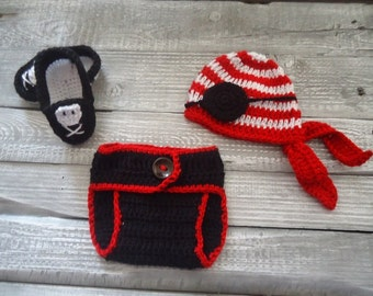 0b9307c78 Newborn Pirate Costume & Fancy Clothes For Girl Costumes Set Girls ...