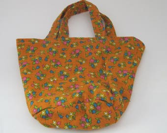 Dainty Floral Purse