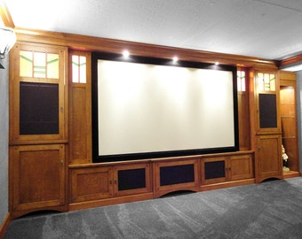 Stickley Home Theater, Media Center