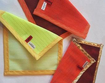 Handmade Kitchen Scrubber / Dish Cloth / Cleaning Rag