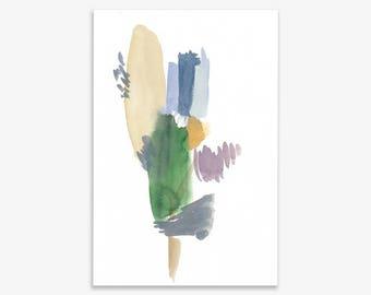 Monet's Garden 5, print on fine art paper