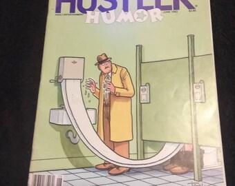 Hustler humor June 1992