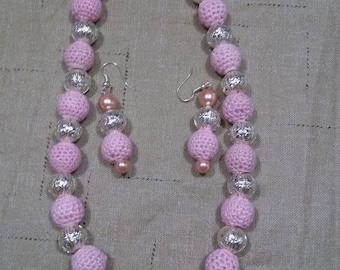 Festive jewelery set