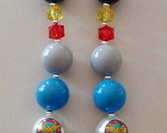 WW chunky bead necklace