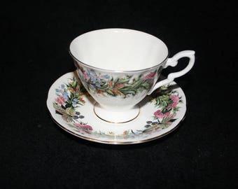 Tea Cup and Saucer Royal Standard