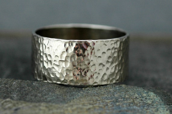 14k Recycled Gold Wedding Band- Custom Made