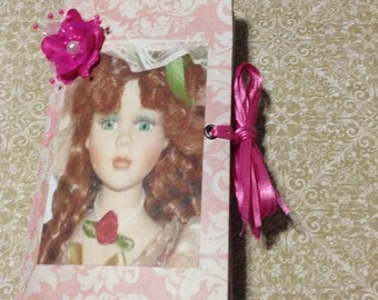 Victorian Doll Junk Journal
