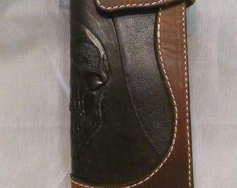 Wallet, Biker Wallet, Leather Wallet,