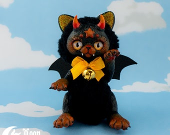Lebhafte Katze (Orange)   Spielzeug   Sweet Lolita Mode   Kawaii Kätzchen   Plüsch