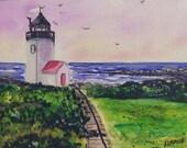 Goat Island Lighthouse, C...