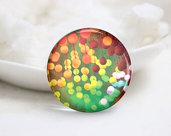 10mm 12mm 14mm 16mm 18mm 20mm 25mm 30mm Handmade Round Photo glass Cabochons Image Dome-Colourful (P2337)