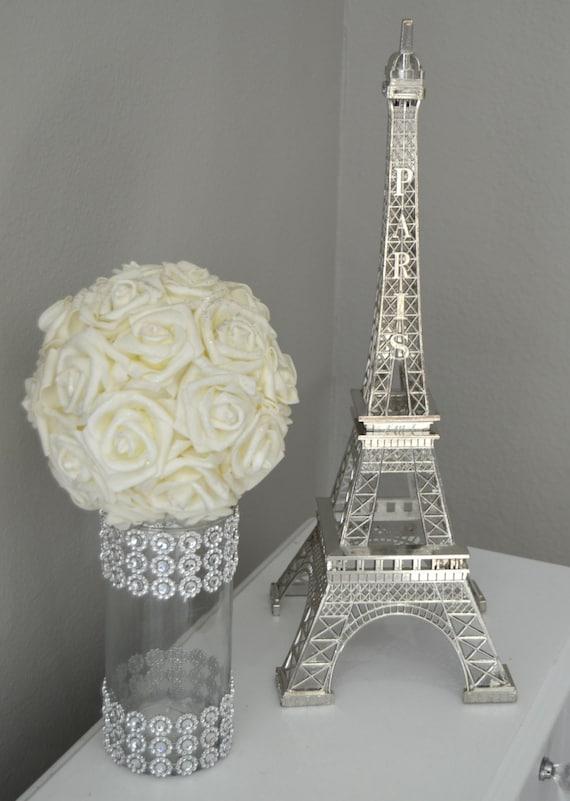 Eiffel tower centerpiece parisians theme decor paris wedding junglespirit Choice Image