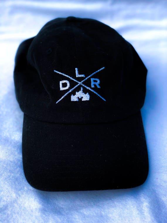 25f3c347ad5 DLR Cross Dad Hat