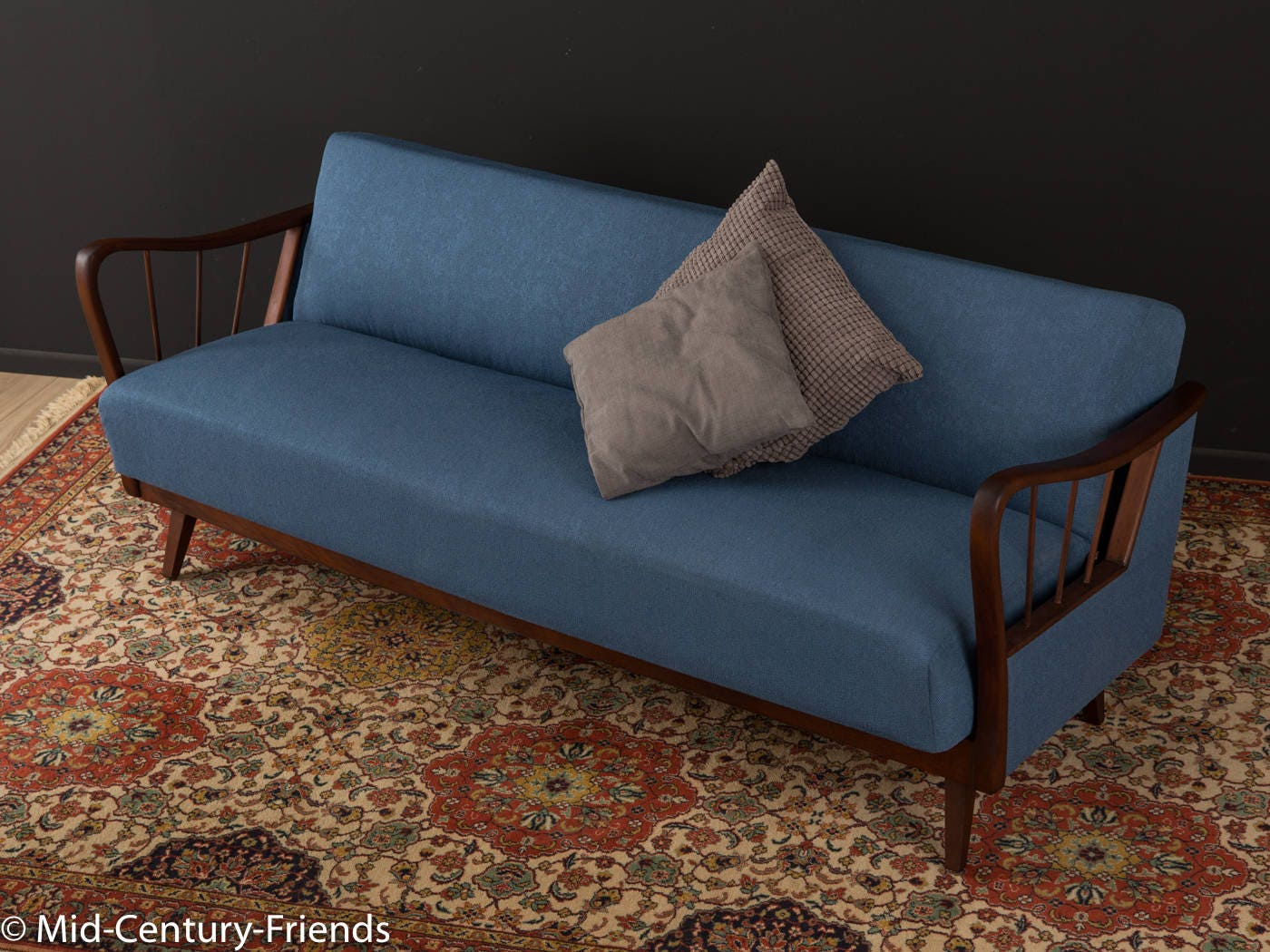 Stylish sofa couch 50s vintage 707023