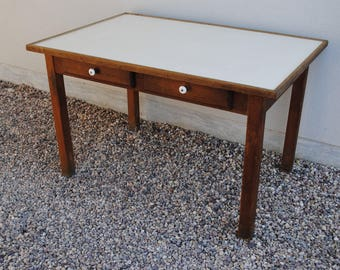 Vintage 60's craft table