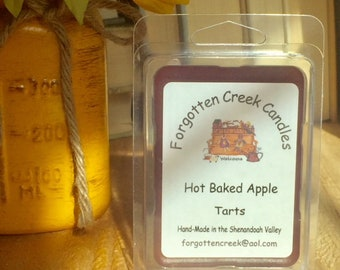 Tart Melts - Hot Baked Apple Pie