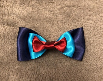Disney hair bow - mulan