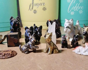 Scotty Dogs lot of 16 vintage and collectable